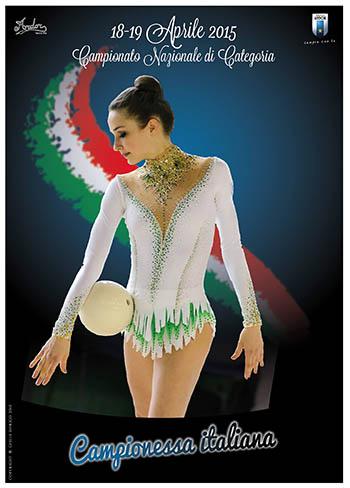 Ritmica – Giulia Dorigo è la nuova campionessa italiana