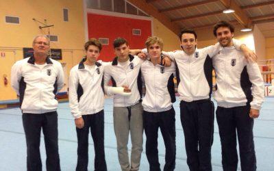 Maschile – Campionato Regionale di Categoria e Specialità 2015